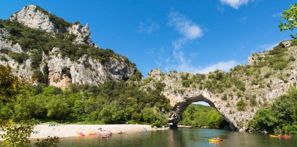 Image du pont d'Arc